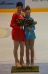 Nina Ulrich und Lara Braun...