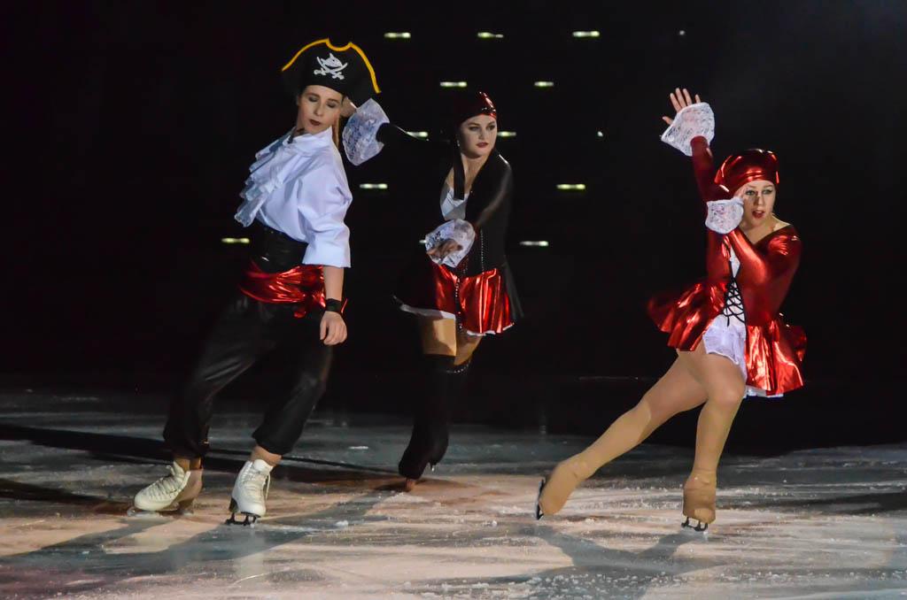Kids-on-Ice 2016 (Impressionen der Show)