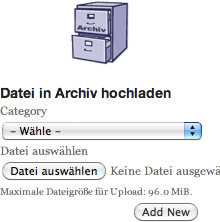 Upload_Archiv