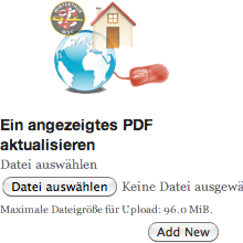 Upload_aktuell
