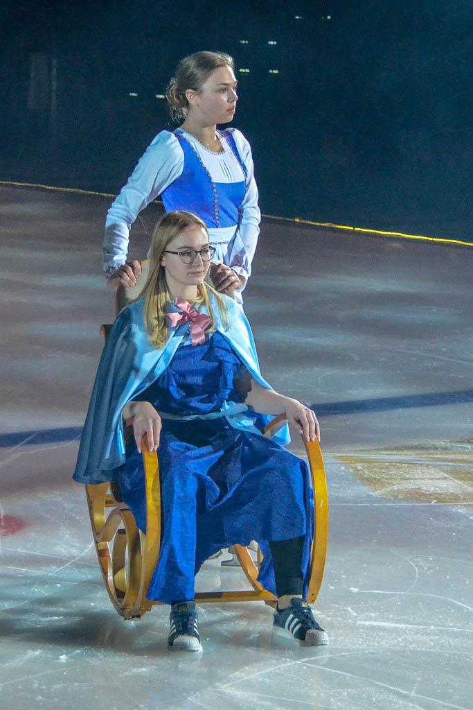 Adelheid und Klara