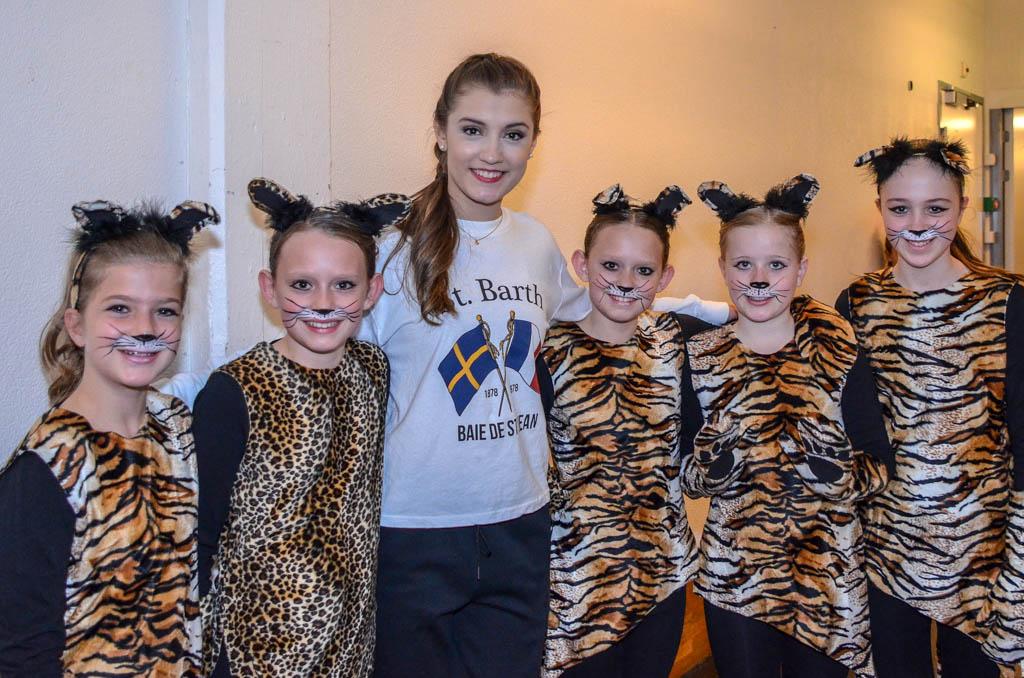Katzen mit Alexia Paganini