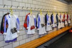 Kostüme und Requisiten für Kids-on-Ice 2018
