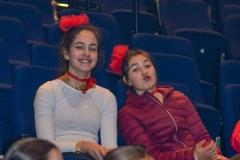 Flavia Hottinger und Lia Brazerol