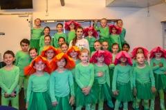 Blüemli mit Alexia Paganini