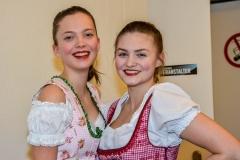 Julia von Büren und Lara Braun