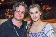 Michael Hottinger und Alexia Paganini