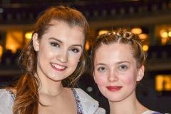 Alexia Paganini und Julia von Büren