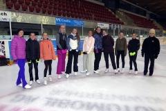 Teilgruppe Eishalle